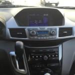 Панель приборов Honda Odyssey