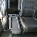 Кожаный салон Honda Odyssey