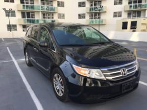 Honda Odyssey - аренда автомобилей в Майами