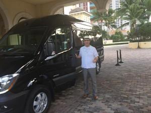 Аренда автомобилей в Майами, минивен