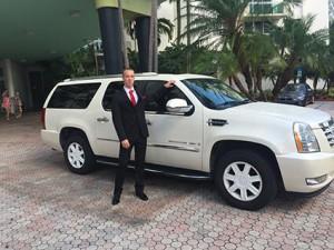 Почасовая аренда автомобилей в Майами, кадиллак
